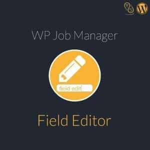 WP Job Manager Field