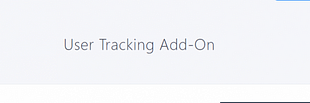 Formidable User Tracking