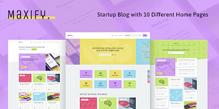 Maxify   Startup & Business