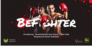 BeFighter - Boxing Event /