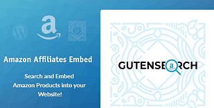 GutenSearch - Amazon Affiliates Products