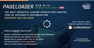 PageLoader: Loading Screen and