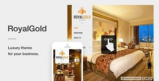 RoyalGold - A Luxury And