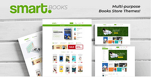 SmartBook - OpenCart Theme (Included