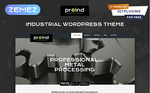 Proind - Industrial Services Multipurpose