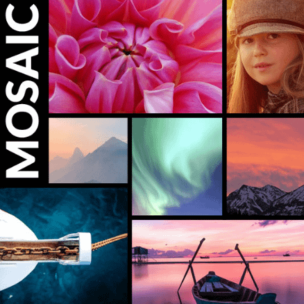 Themify Builder Mosaic Addon