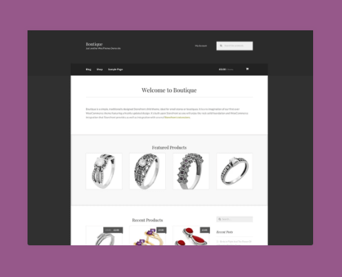 WhooThemes Boutique