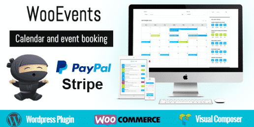 WooEvents - Calendar and Event