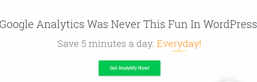 WP Analytify for Easy