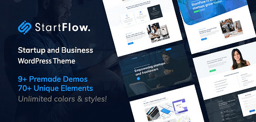 Start Flow - Startup and