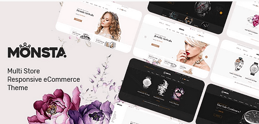 Monsta - Jewelry Theme for