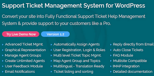 Support Ticket Management System
