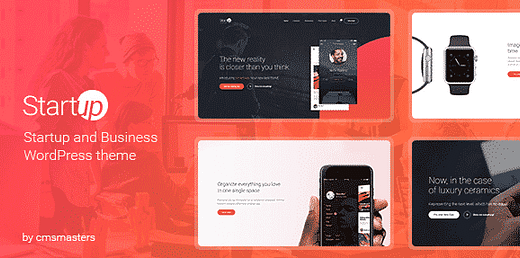 Startup Company - Business &