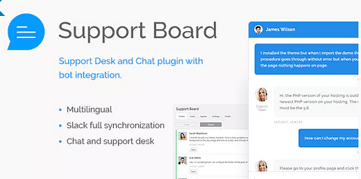 Support Board - Chat And