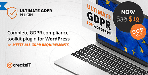 Ultimate WP GDPR Compliance