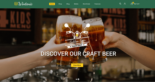 Winelly - Wine Tasting Theme