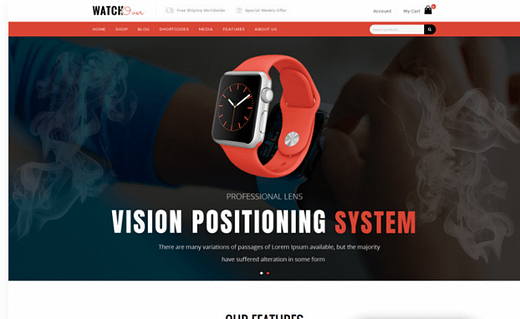 WatchOver - Single Product WooCommerce